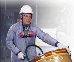respirator man